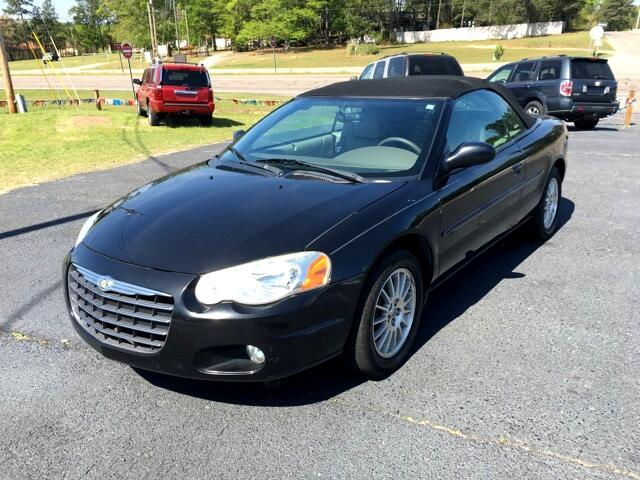 2005 Chrysler Sebring Visit Carolina Auto Mall online at wwwcarolinaautomallnet to see more pictu