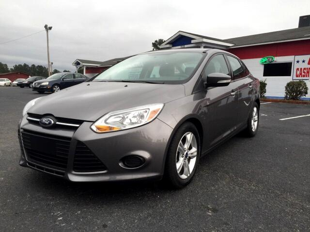 2014 Ford Focus Visit Carolina Auto Mall online at wwwcarolinaautomallnet to see more pictures of