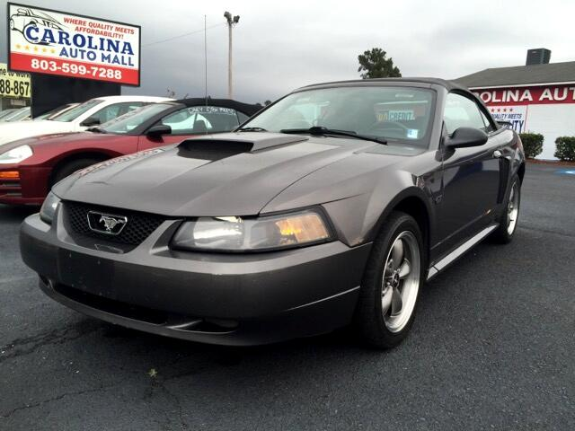 2003 Ford Mustang Visit Carolina Auto Mall online at wwwcarolinaautomallnet to see more pictures