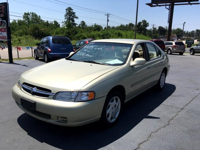 1999 Nissan Altima Visit Carolina Auto Mall online at wwwcarolinaautomallnet to see more pictures