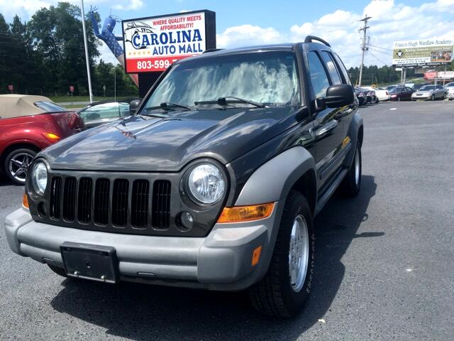 2005 Jeep Liberty Visit Carolina Auto Mall online at wwwcarolinaautomallnet to see more pictures