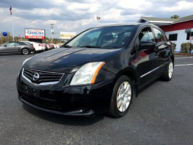 2010 Nissan Sentra Visit Carolina Auto Mall online at wwwcarolinaautomallnet to see more pictures