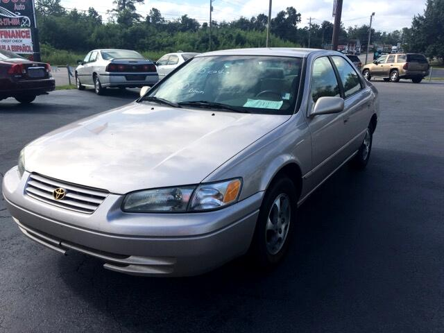 1997 Toyota Camry Visit Carolina Auto Mall online at wwwcarolinaautomallnet to see more pictures