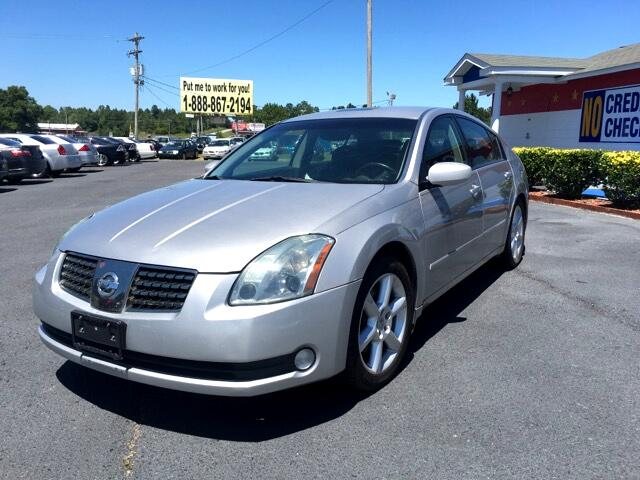 2004 Nissan Maxima Visit Carolina Auto Mall online at wwwcarolinaautomallnet to see more pictures