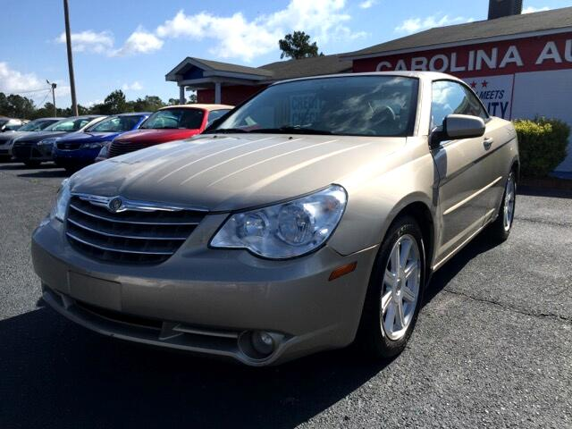 2008 Chrysler Sebring Visit Carolina Auto Mall online at wwwcarolinaautomallnet to see more pictu