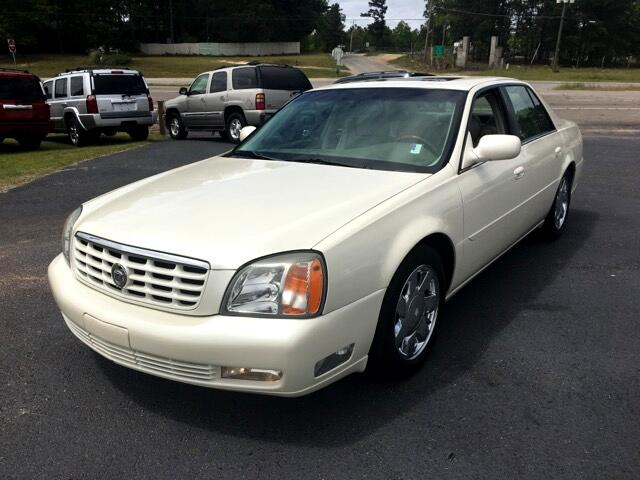 2001 Cadillac DeVille Visit Carolina Auto Mall online at wwwcarolinaautomallnet to see more pictu