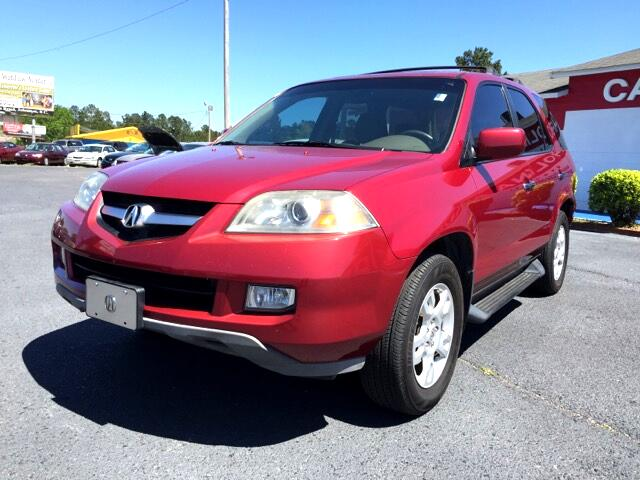 2005 Acura MDX Visit Carolina Auto Mall online at wwwcarolinaautomallnet to see more pictures of