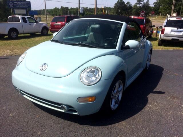 2005 Volkswagen New Beetle Visit Carolina Auto Mall online at wwwcarolinaautomallnet to see more