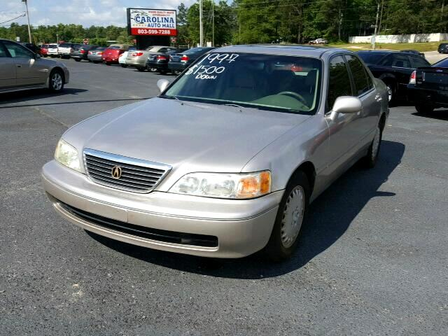 1997 Acura RL Visit Carolina Auto Mall online at wwwcarolinaautomallnet to see more pictures of t