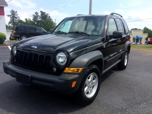 2007 Jeep Liberty Visit Carolina Auto Mall online at wwwcarolinaautomallnet to see more pictures