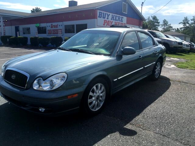 2004 Hyundai Sonata Visit Carolina Auto Mall online at wwwcarolinaautomallnet to see more picture
