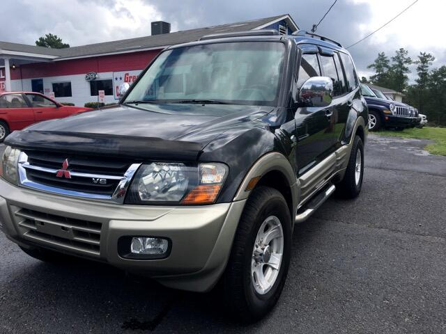2001 Mitsubishi Montero Visit Carolina Auto Mall online at wwwcarolinaautomallnet to see more pic