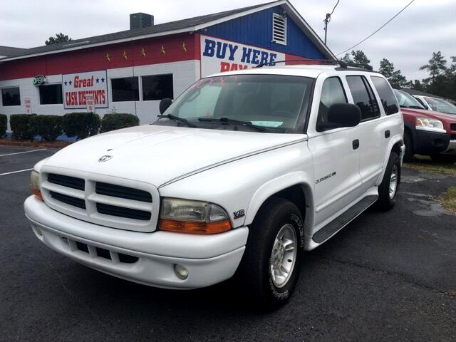 2000 Dodge Durango Visit Carolina Auto Mall online at wwwcarolinaautomallnet to see more pictures