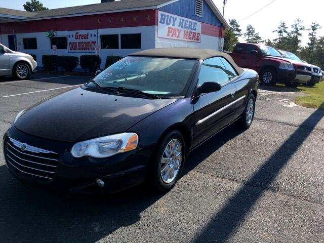 2004 Chrysler Sebring Visit Carolina Auto Mall online at wwwcarolinaautomallnet to see more pictu