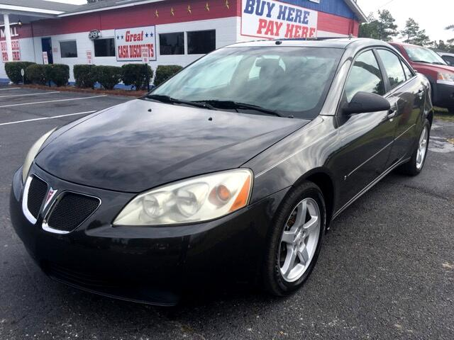 2007 Pontiac G6 Visit Carolina Auto Mall online at wwwcarolinaautomallnet to see more pictures of