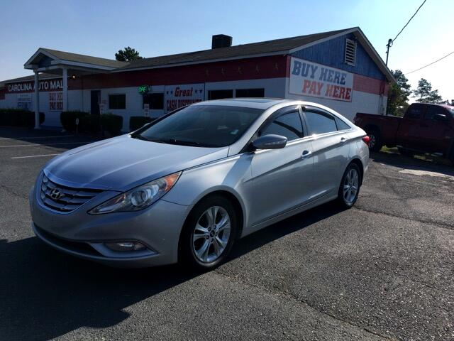 2011 Hyundai Sonata Visit Carolina Auto Mall online at wwwcarolinaautomallnet to see more picture