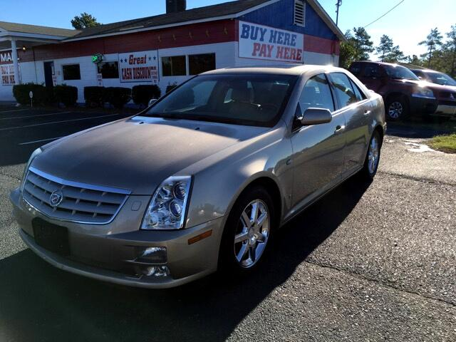 2006 Cadillac STS Visit Carolina Auto Mall online at wwwcarolinaautomallnet to see more pictures