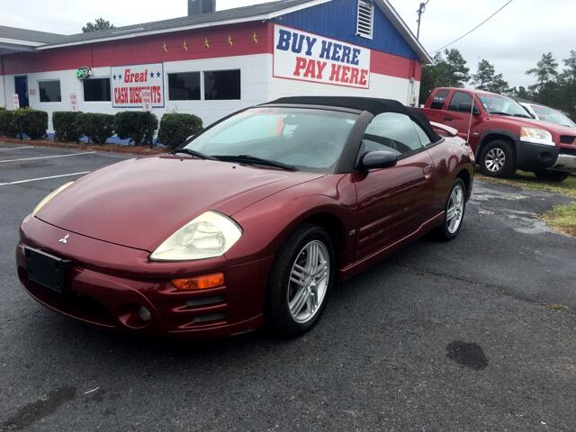 2003 Mitsubishi Eclipse Visit Carolina Auto Mall online at wwwcarolinaautomallnet to see more pic