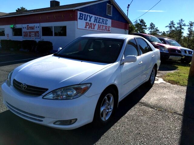 2003 Toyota Camry Visit Carolina Auto Mall online at wwwcarolinaautomallnet to see more pictures