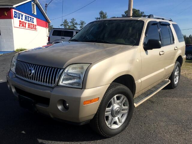 2005 Mercury Mountaineer Visit Carolina Auto Mall online at wwwcarolinaautomallnet to see more pi