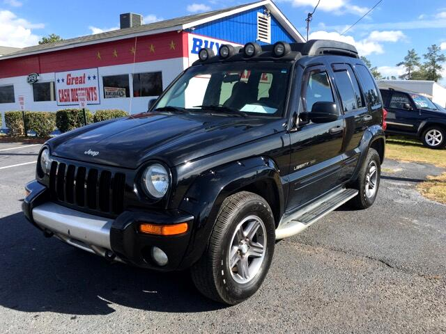 2003 Jeep Liberty Visit Carolina Auto Mall online at wwwcarolinaautomallnet to see more pictures