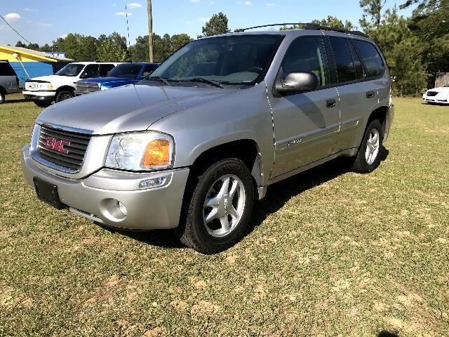 2004 GMC Envoy Visit Carolina Auto Mall online at wwwcarolinaautomallnet to see more pictures of