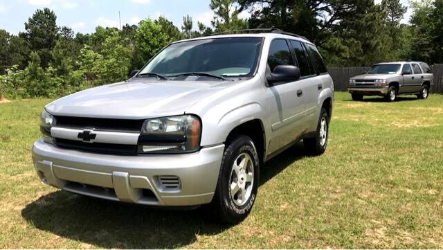 2006 Chevrolet TrailBlazer Visit Carolina Auto Mall online at wwwcarolinaautomallnet to see more