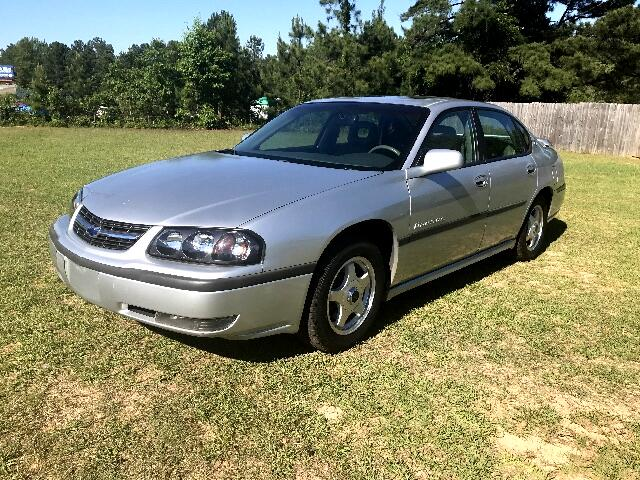 2002 Chevrolet Impala Visit Carolina Auto Mall online at wwwcarolinaautomallnet to see more pictu