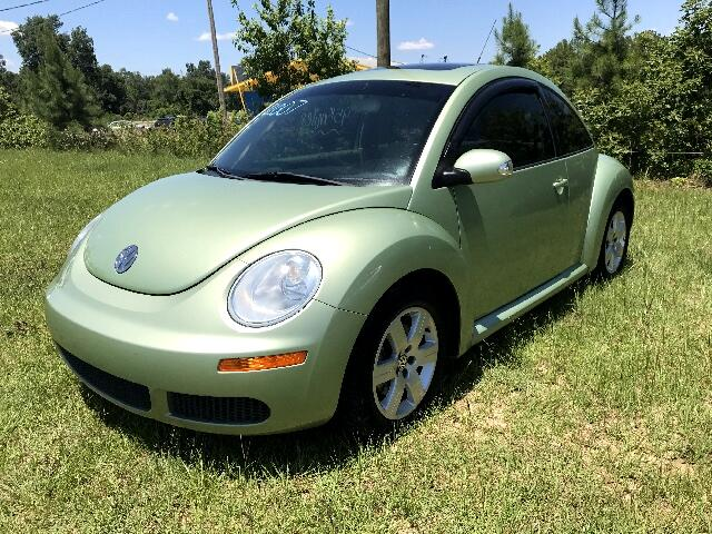 2007 Volkswagen New Beetle Visit Carolina Auto Mall online at wwwcarolinaautomallnet to see more