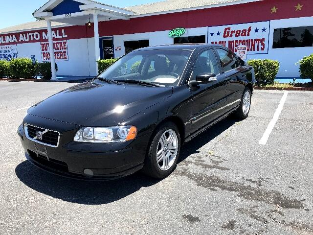2008 Volvo S60 Visit Carolina Auto Mall online at wwwcarolinaautomallnet to see more pictures of