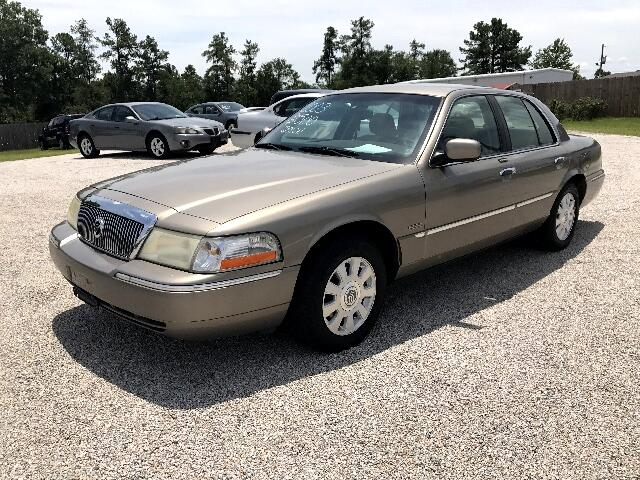 2003 Mercury Grand Marquis Visit Carolina Auto Mall online at wwwcarolinaautomallnet to see more