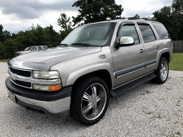 2002 Chevrolet Tahoe Visit Carolina Auto Mall online at wwwcarolinaautomallnet to see more pictur