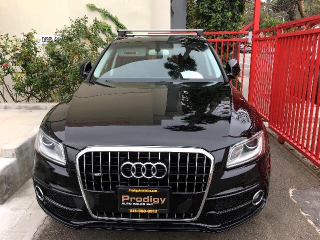 2015 Audi Q5 3.0T Premium Plus quattro