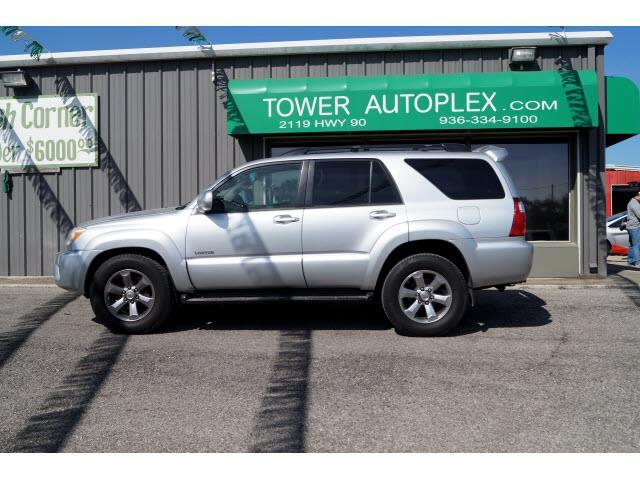 2006 Toyota 4Runner Limited 2WD