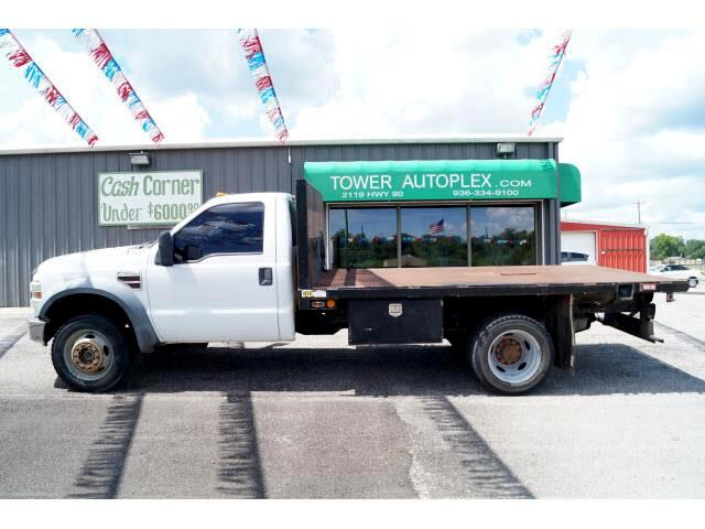 2010 Ford F-450 SD DRW 4WD