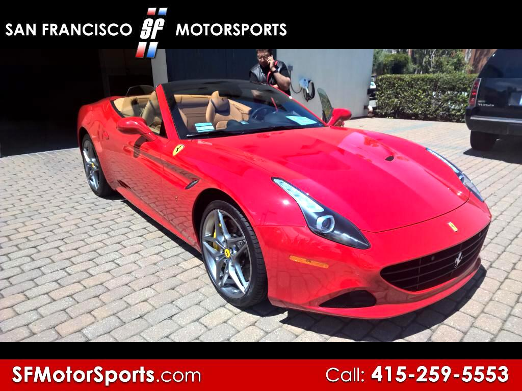 2015 Ferrari California Convertible T
