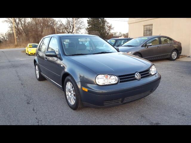 2005 Volkswagen Golf GLS 2.0