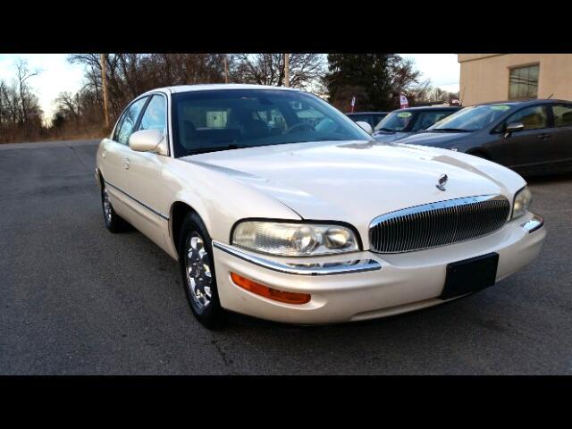 2002 Buick Park Avenue Sedan