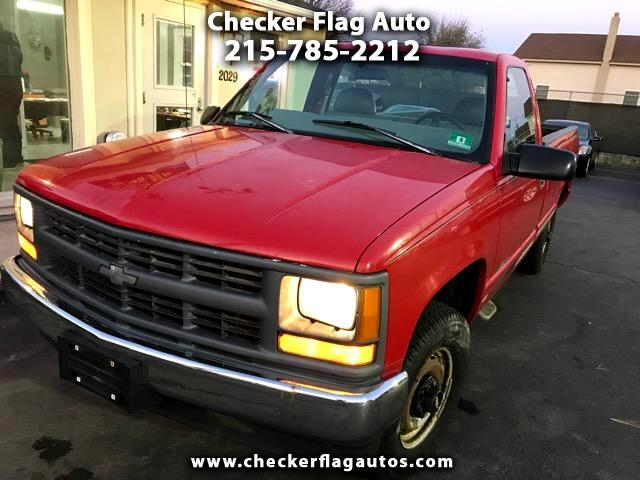 1997 Chevrolet Trucks Pickup