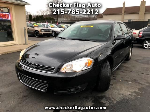 2010 Chevrolet IMPALA LT Base