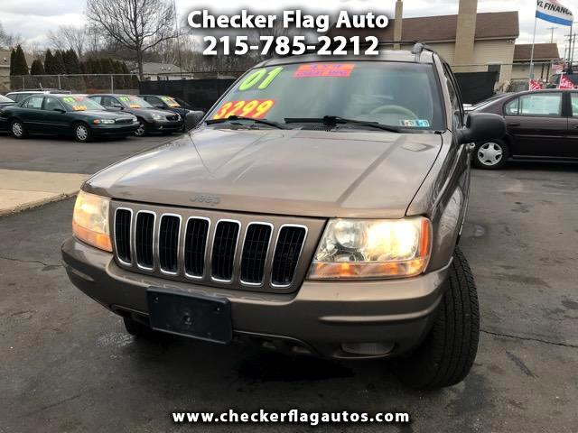 2001 Jeep Grand Cherokee 4dr Limited 4WD