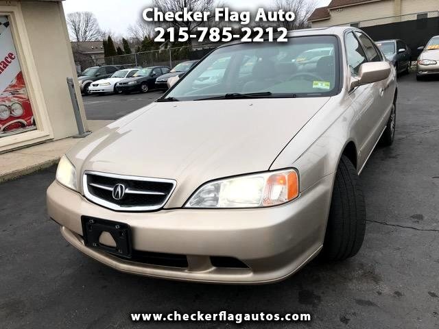 2000 Acura TL 3.2TL with Nav. System