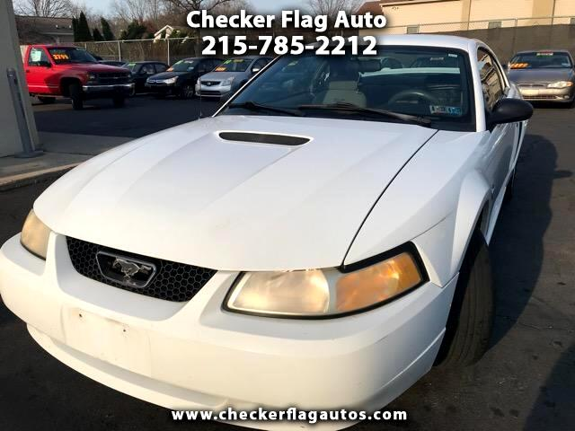1999 Ford Mustang Coupe