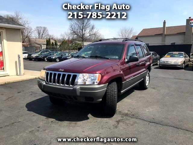 2001 Jeep Grand Cherokee Laredo 4WD