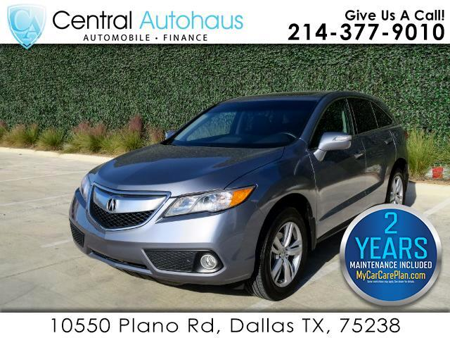 2015 Acura RDX 6-Spd AT w/ Technology Package