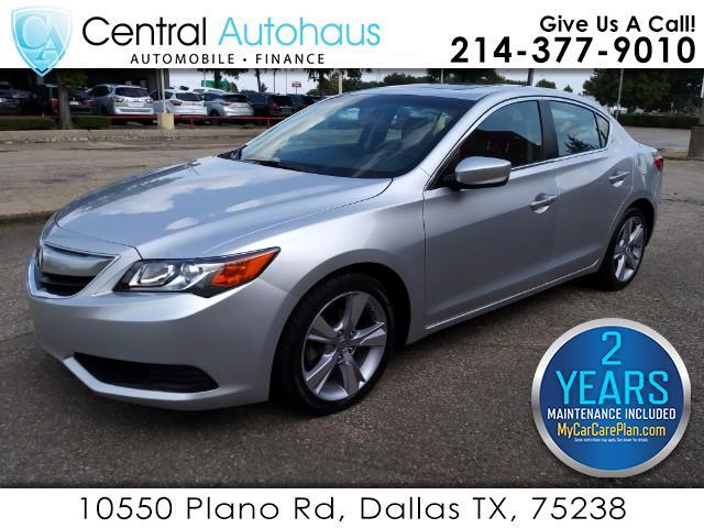 2014 Acura ILX 5-Spd AT