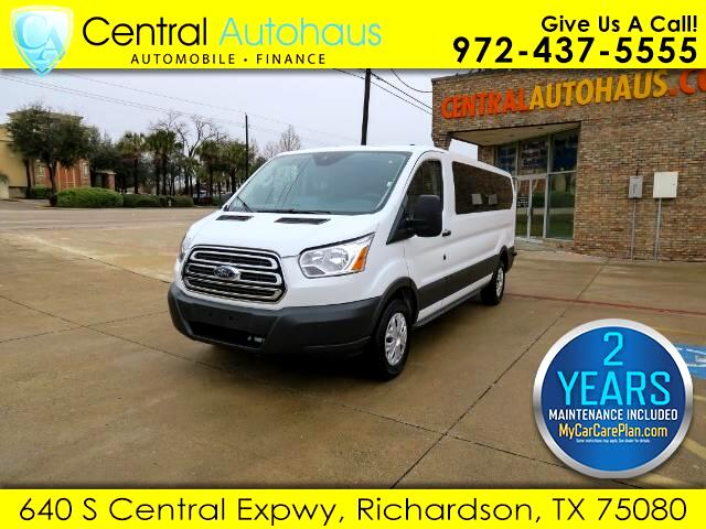 2017 Ford Transit 150 Van Low Roof w/Sliding Pass. 148-in. WB