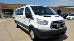 2015 Ford Transit 350 15 Pass low roof