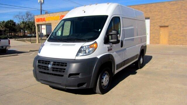 2016 RAM Promaster 1500 High Roof Tradesman 136-in. WB