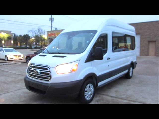2016 Ford T350 high roof 15 Pass XLT